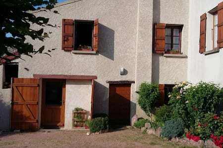 Small house near Taizé and Cluny - bonnay  - 独立屋