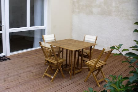 Studio flat parking Reims center 2 people - Reims - Apartmen