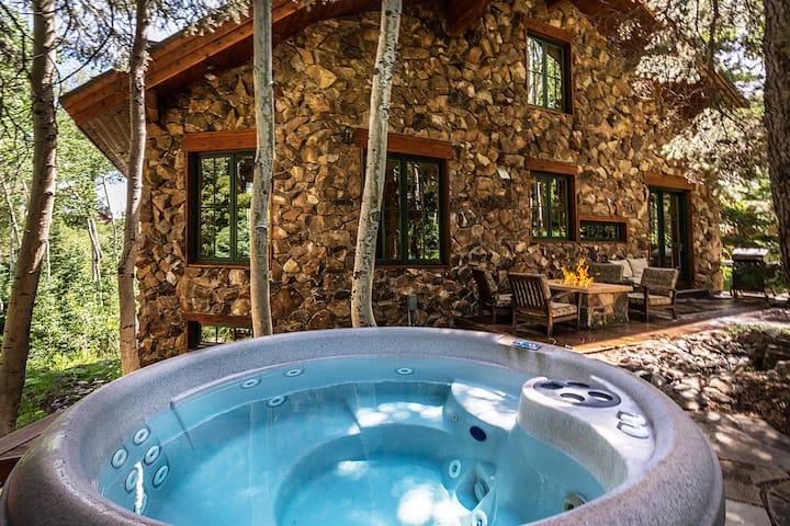 Private Home *Ski In/Out* Silver Lake-Not Condo