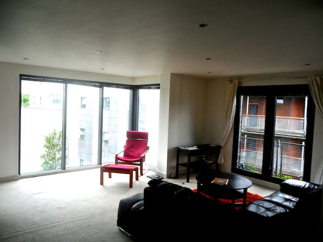 Double Bedroom in Exclusive Penthouse Apartment - Manchester - Daire