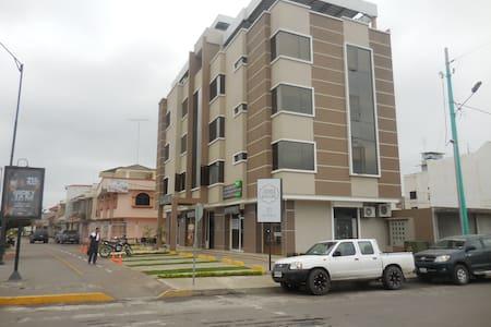 ARRIENDO DEPARTAMENTO EN MACHALA URB. LAS CRUCITAS - Machala