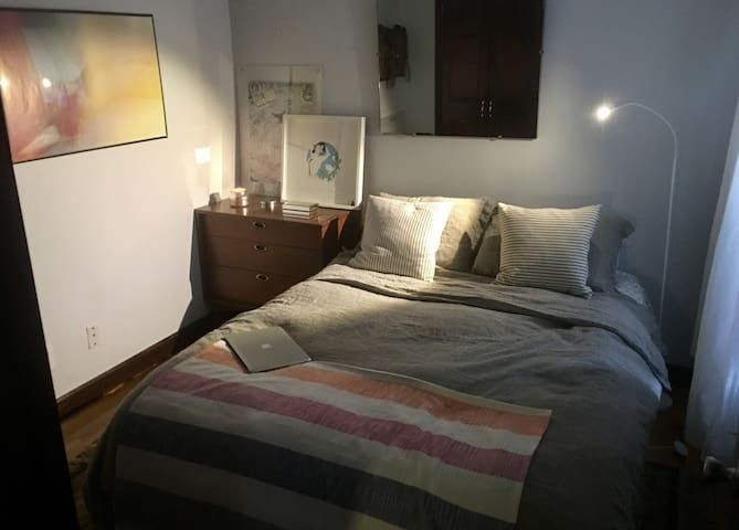 Cozy apartment in the hippest neighborhood in NY! - New York - Wohnung