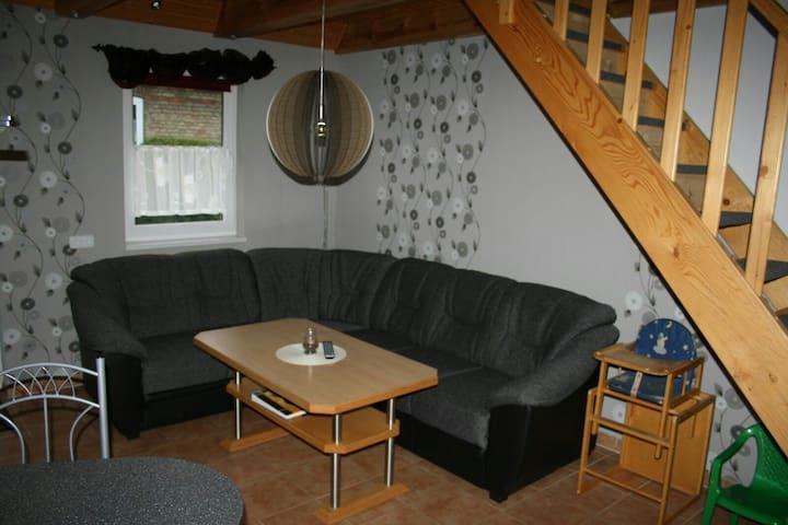 Gemütliche Ferienwohnung - 17194 Baumgarten - Apartamento
