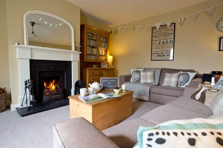 1 Nurse Cherry - Cosy Cottage in Reeth