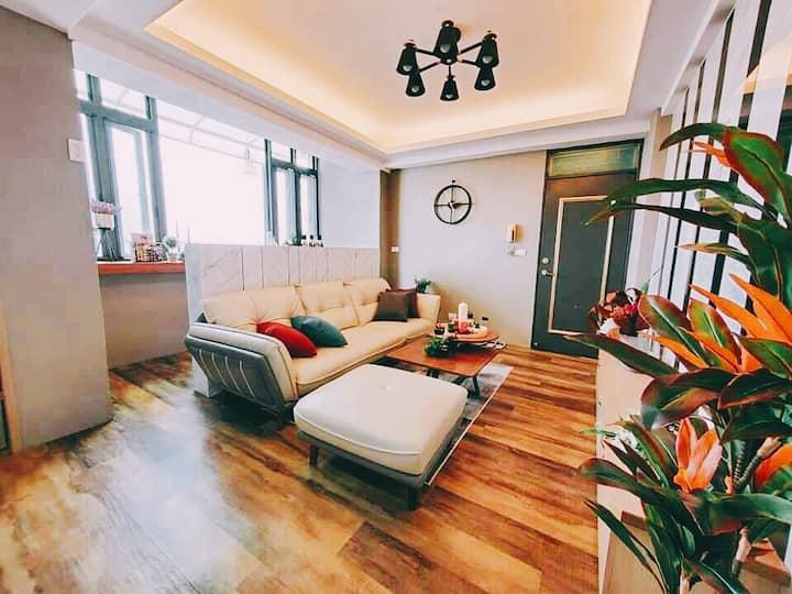 東大門海景房 花蓮。Hualien City看得見風景的房子