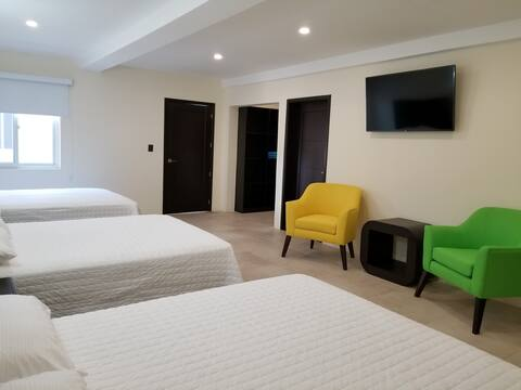 Casa Margarita Hotel: Luxury Triple Room
