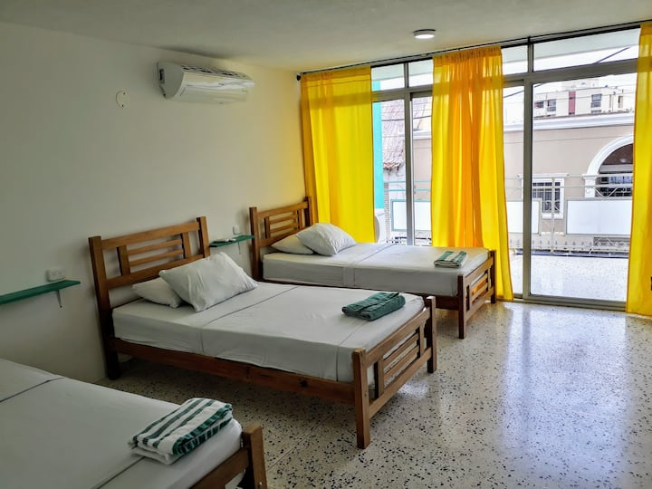 Bona Vida Hostel la Quinta II - 4 bed room