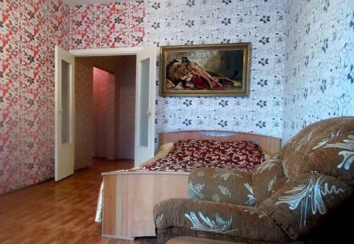 Апартаменты на ул.Куконковых д.126 - Ivanovo - Appartement