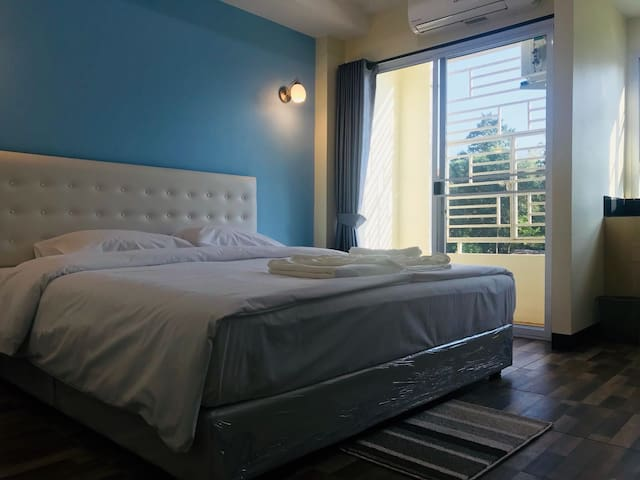 SAB Residence, Superior Room 3 with balcony