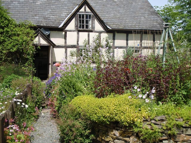 16th Century Farmhouse in Mid-Wales - Crossgates - Wohnung