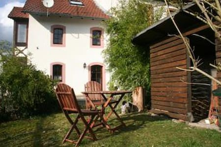 Very nice vacation house Eifel - Eisenschmitt - 独立屋