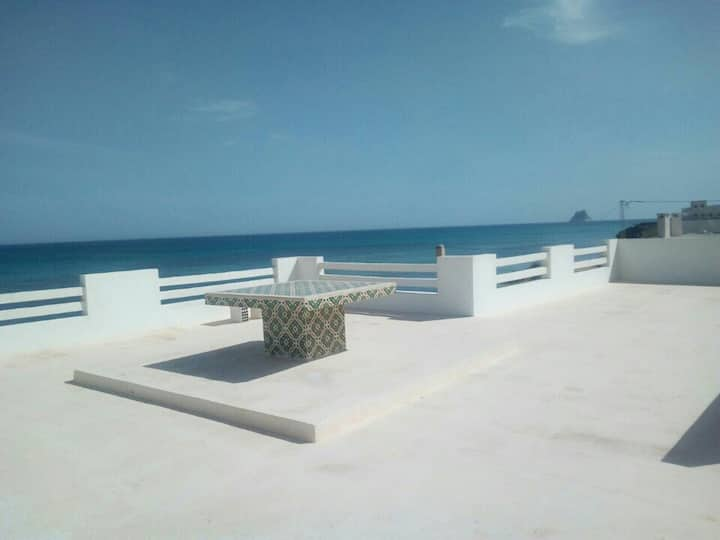 Villa À Sounine Front De Mer, Tunisie 🇹🇳