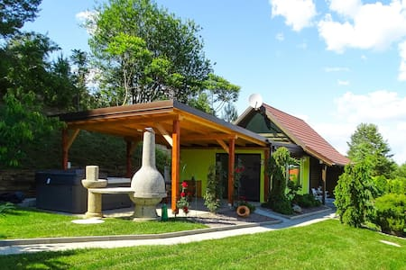 Holiday cottage with 1 bedroom on 63m² in Fokovci
