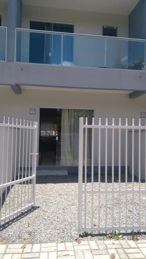 Alugo casa de Praia 250m do mar. Itaguaçu - S.F.S