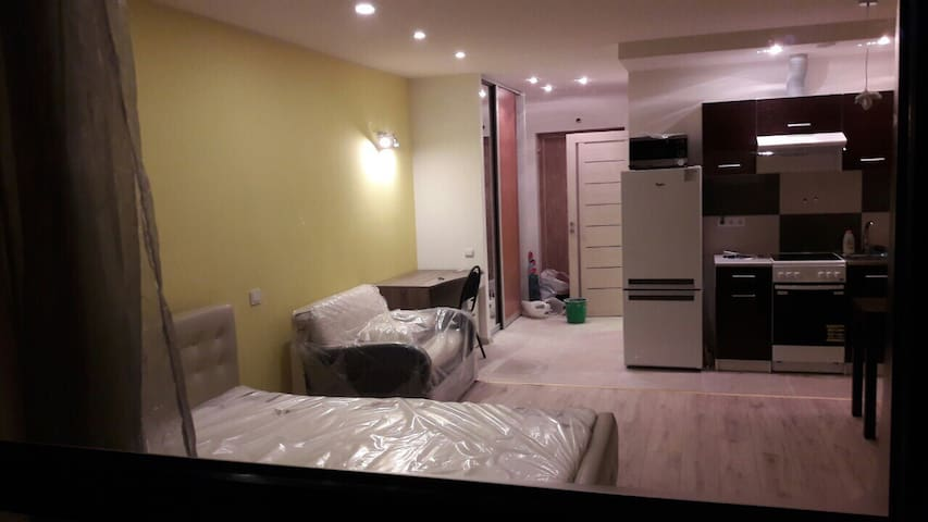 StudioFlat (Vilnius,  Pilaite) - Vilnius - Apartamento
