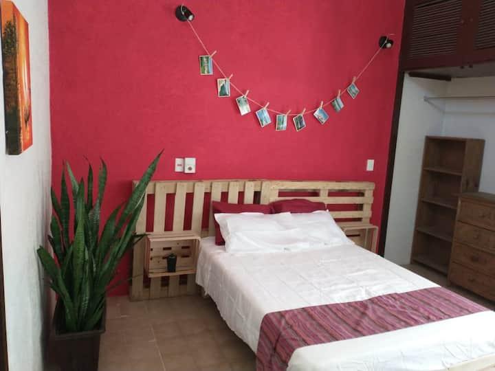 Con Aroma a Oaxaca / habitación Chocolate