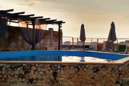 Villa in Havana, ocean front & pool - Santa Fé - 별장/타운하우스