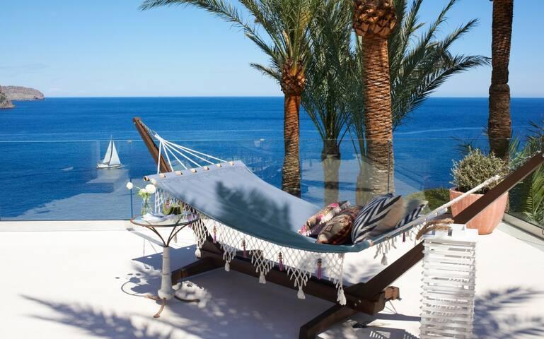 Ibiza's MOST EXCLUSIVE villa!