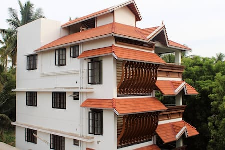 Indian Residency - upto 4 persons can stay
