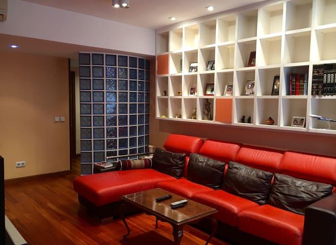 Apartamento luminoso y tranquilo en Pta. de Toledo
