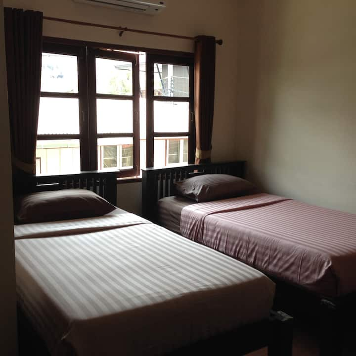 Baan Klang Vieng (Superior Twin Room2)
