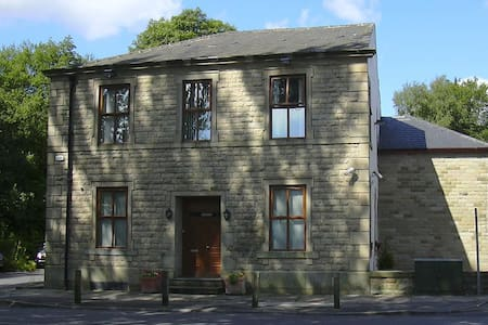 Luxury 2 Bed Apartment in Ramsbottom Lancashire. - Ramsbottom - Wohnung