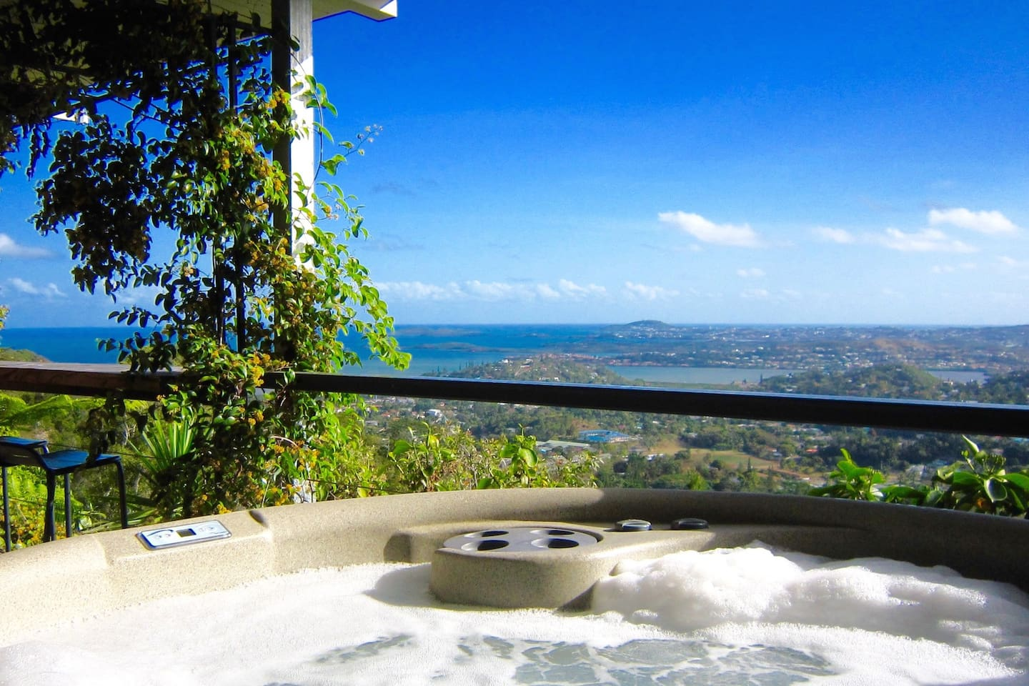 Magic View Spa - Lofts for Rent in Nouméa, Province Sud, New Caledonia