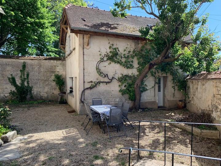 Maison Fougeraie Jardin & entrée privatifs
