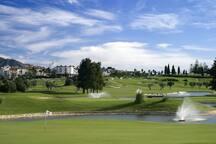 """golf """"Los Lagos"""""""