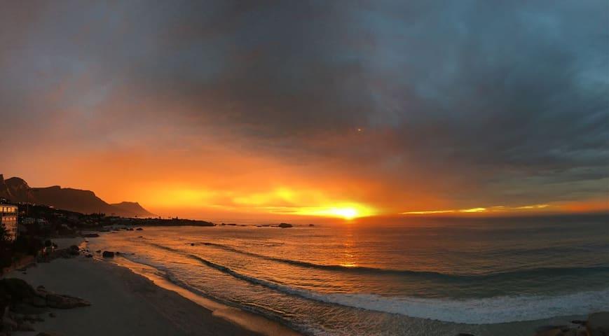 Sublime Clifton 1 Studio - Step Onto The Beach - Cape Town - Byt