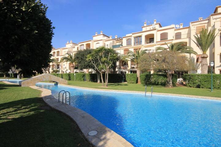 Costa Blanca - Javea - Apartment - 4/5 pers.