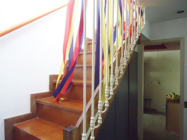 Access to the room