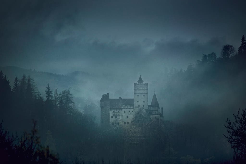 Bran castle's history dates back to the 14th century, it is most well-known as the inspiration for Dracula's castle in Bram Stoker's celebrated novel.