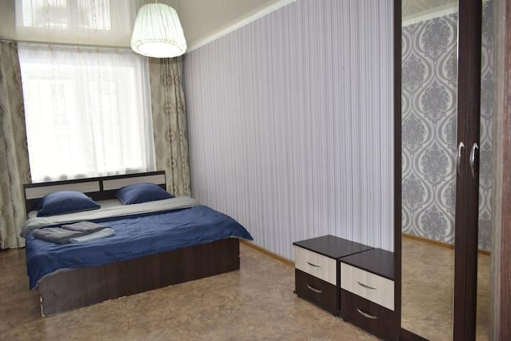 2-х комнатные апартаменты на Габдуллина 46а