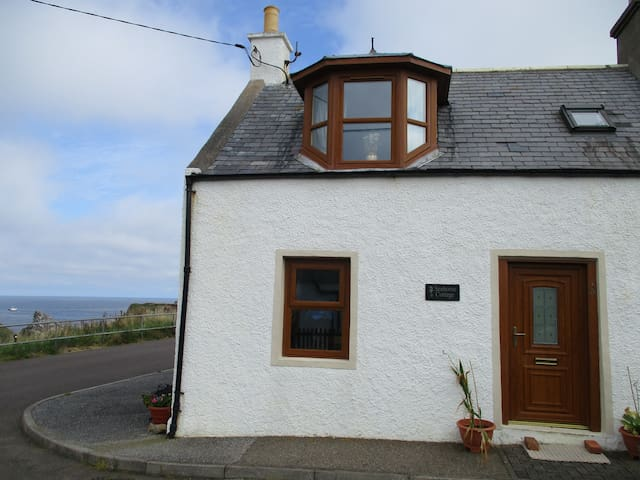 Seahorse Cottage Portknockie Cullen
