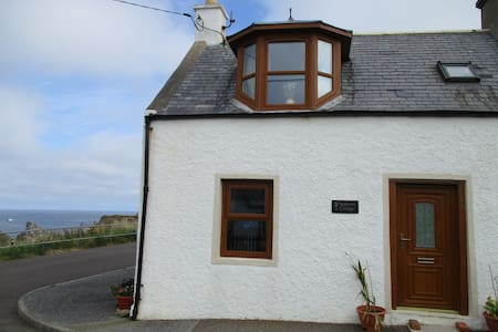 Seahorse Cottage Portknockie Cullen - Portknockie - Haus