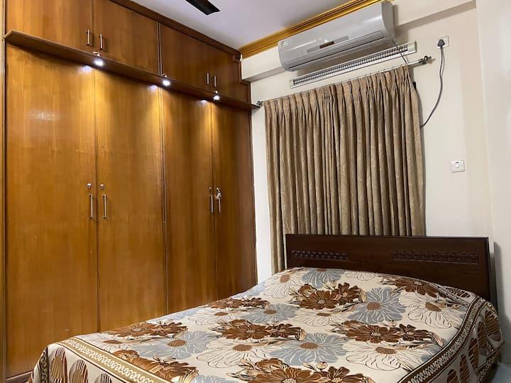 Private Room, attached Bathroom &Balcony in Uttara