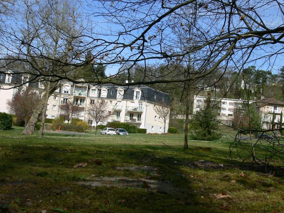 Location Appartement Coye La Foret