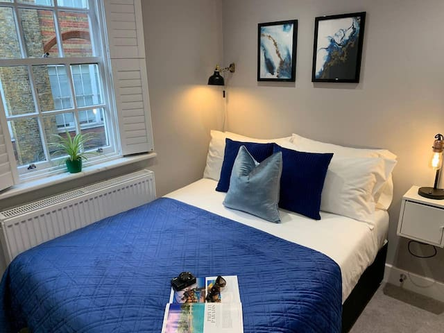 ✈️ Luxury Room In London With Private Shower ✈️