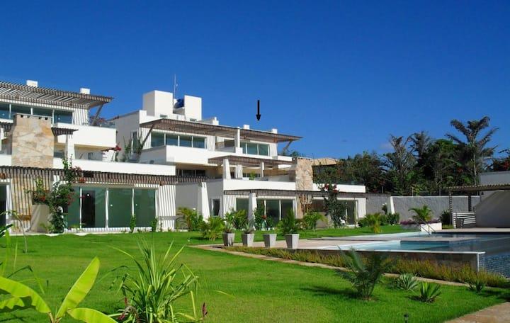 Penthouse VillaFlores Pipa Praia do Amor cobertura