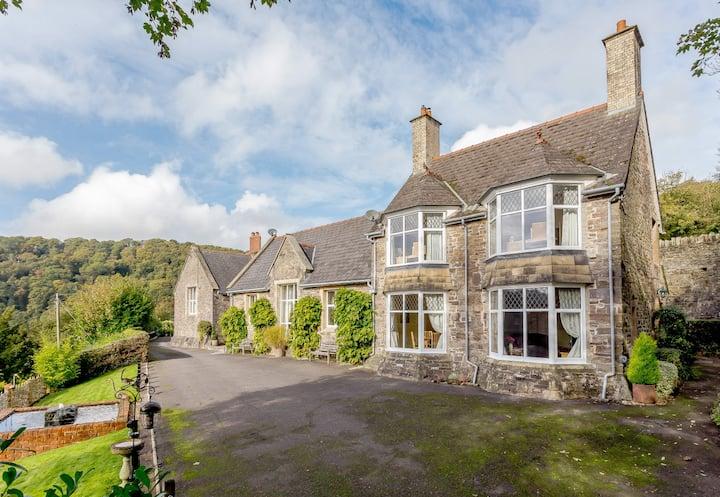 The Headmasters Cottage - Stunning Exmoor Getaway