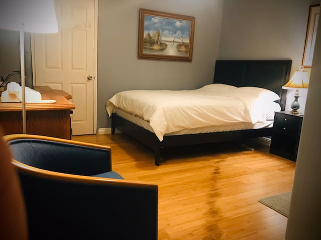 **Lovely Room, 5 minutes to Disneyland**