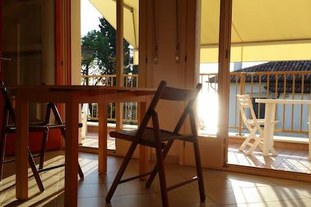 Venice Lido studio apartment with lagoon view - 利多 - 公寓
