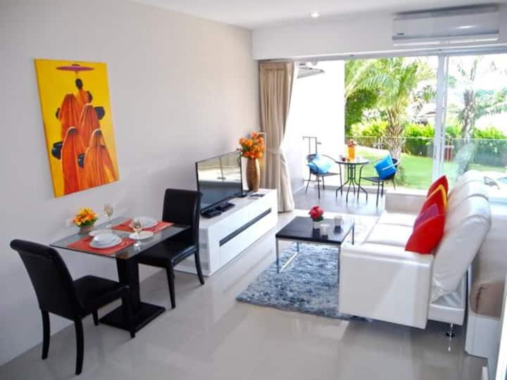 Superb New Studio close to Karon Beach