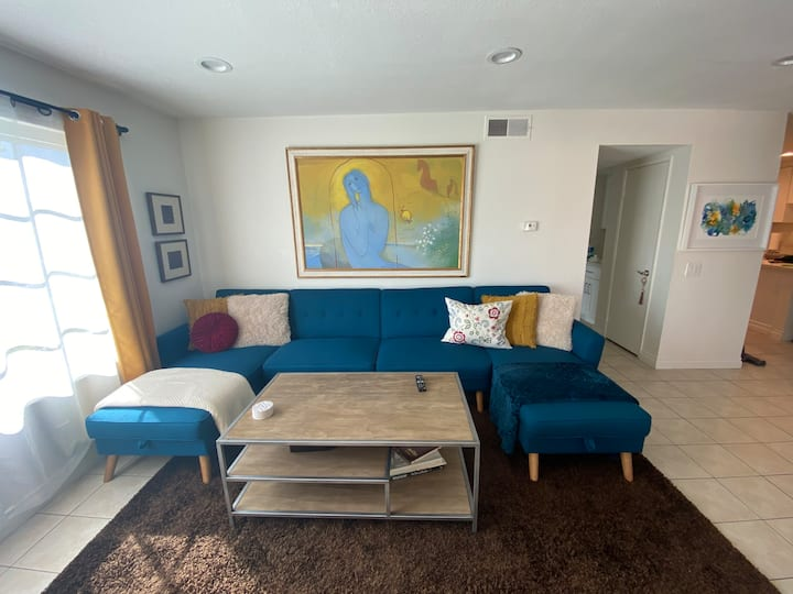 Fully Furnished Parkside Condo