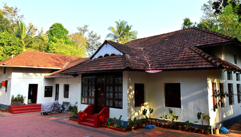 FieldView  Home Stay Coorg - Ponnampet - Dům