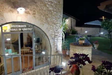 Country house/Agriturismo Il Casale Di Ginetto