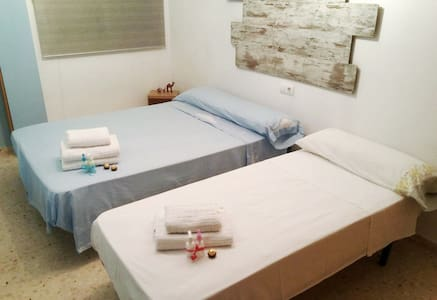 Triple room near Valencia + WIFI - Silla