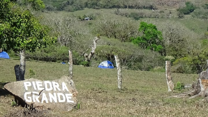 Experiences at Camping Piedra Grande