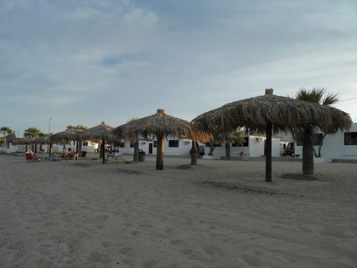 Beach front Bungalow #33 Seaside Hotel